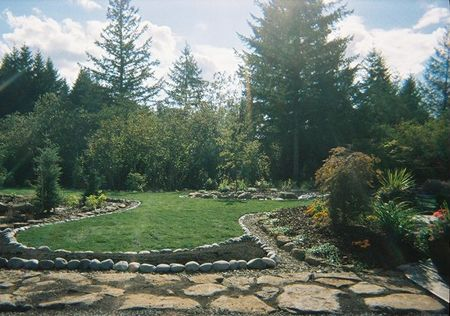 Patio pavers landscaping service by Water-Rite, Inc. in Vancouver, WA